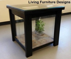 Reptile End Table
